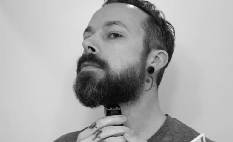 hvordan stelle skjegg