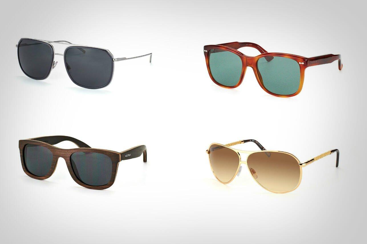 Kule solbriller for menn – møt sommeren med stil