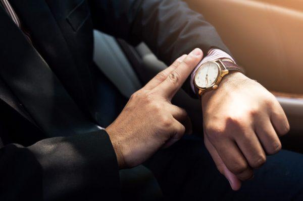 5 stilrene og klassiske klokker for menn i 2017