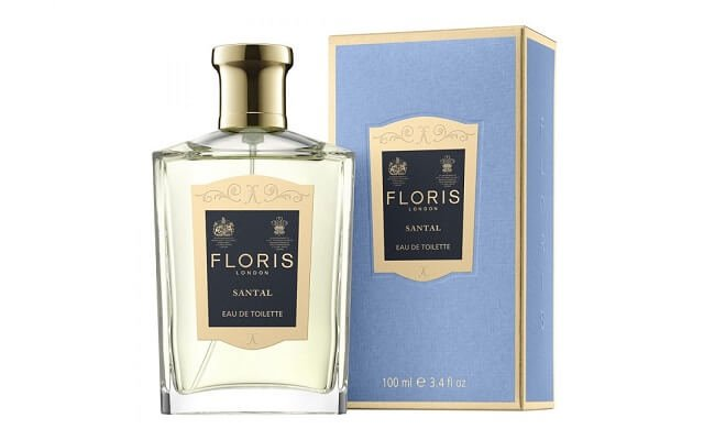 Flors Santal parfyme for menn