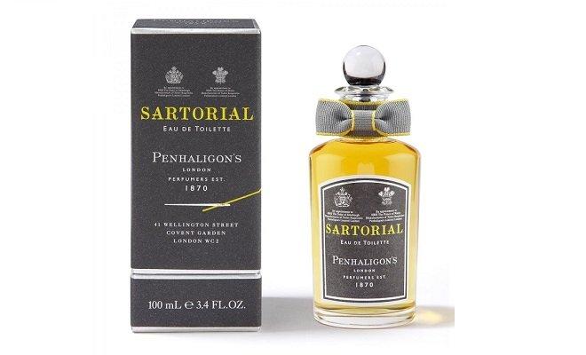 Bide av parfyme fra Penhaligons