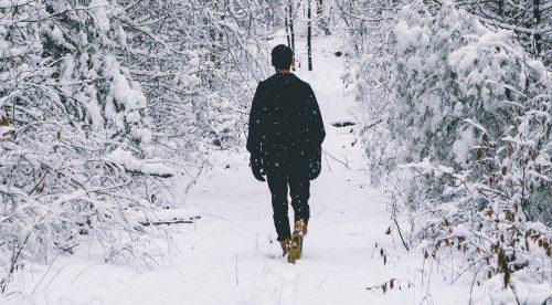 Beste vinterjakke til herre & menn i 2021