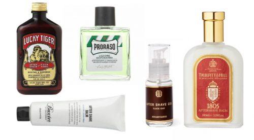 Aftershave for menn test – disse gjør ansiktet godt