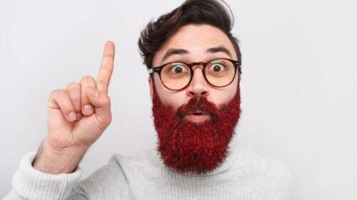 Farge skjegg: Slik bruker du skjeggfarge